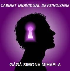 Cabinet Individual de Psihologie GÂGĂ SIMONA MIHAELA