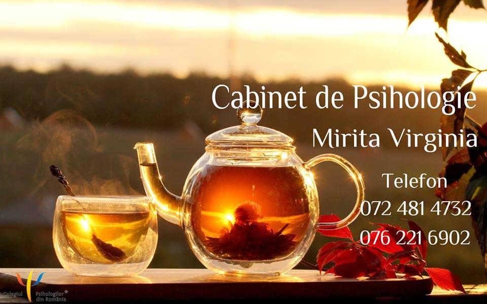 Cabinet individual de psihologie Mirita Virginia